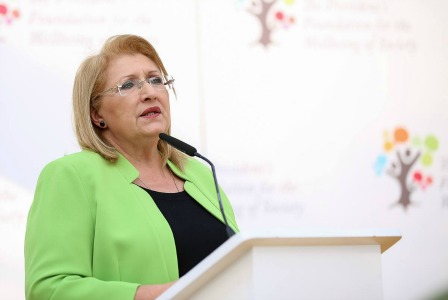 Her Excellency Marie-Louise Coleiro Preca resized