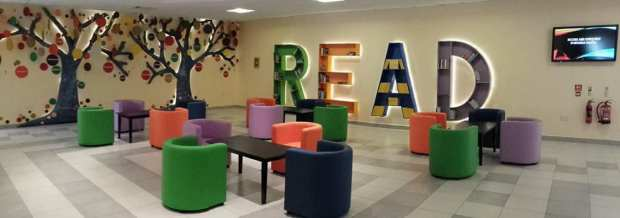 reading area (Ramona Galea)
