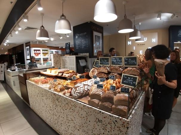 Paris - La Fayette Gourmet bakery