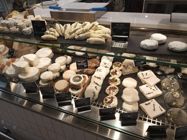 Paris - La Fayette gourmet cheese