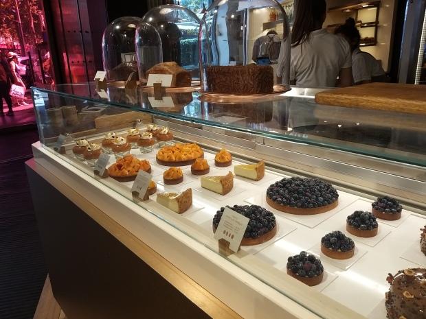 Paris - La Fayette Gourmet Tarts